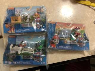 Paw patrol for lovely kids ( promotion )