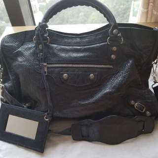 Giant 12 Balenciaga City bag