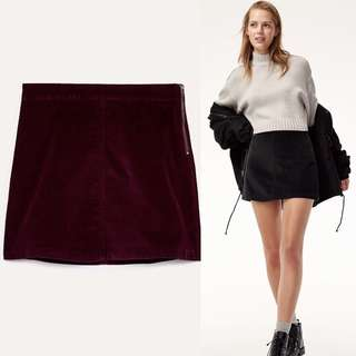 Wilfred Free Centinela Skirt