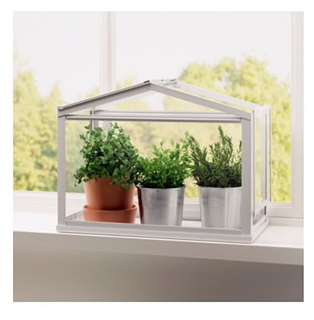"IKEA ""Socker"" greenhouse"