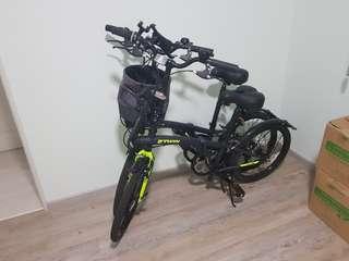 "Bicycle Decathlon Hoptown 320 20"" Foldable Bike"