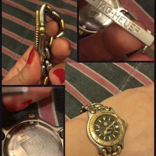 Authentic Tag Huer SL Professional