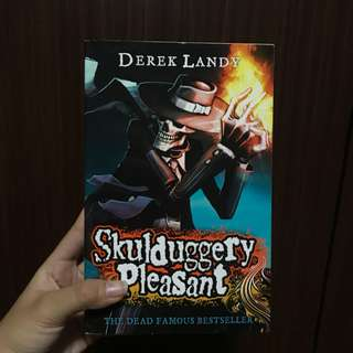 Skullduggery Pleasant Book 1