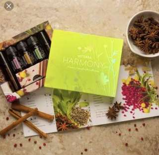 Doterra harmony limited collection