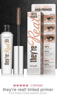 Benefit Eyelash Tinted Primer