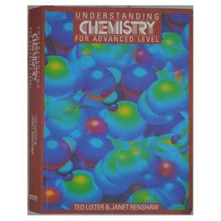 UNDERSTANDING CHEMISTRY FOR ADVANCED LEVEL (LISTER & RENSHAW)
