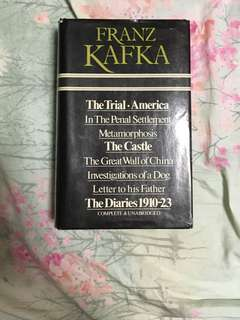 Collection of Franz Kafka's Writings (Complete & Unabridged)