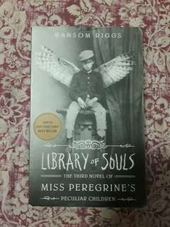 Miss Peregrine Library of Souls