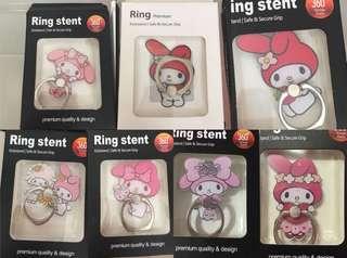 ✨買二送一 my melody 手機指環 手機扣 Ring Stent