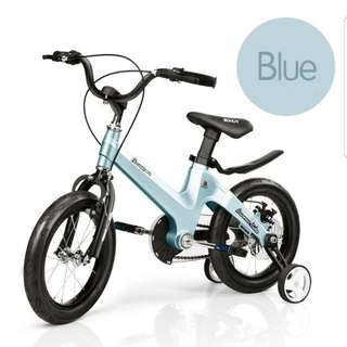 "Quality kids bicycle- 18"" blue"