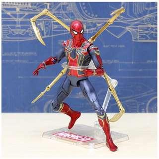 Marvel infinity war iron spider 2.0