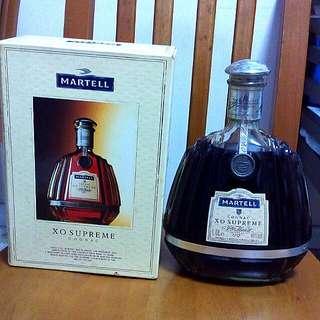 Martell XO Supreme Cognac (1L) 2003