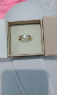 My Oro Galleria preloved ring