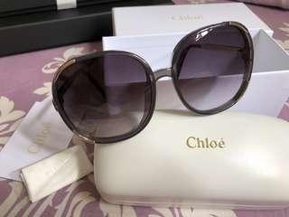 Chloe Sunglasses 大鏡面 * 全新 *