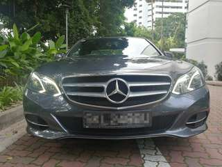 Mercedes for leasing and rental