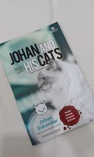 Book for Cat (Johan and his Cat Edition)