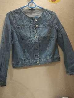 Forever 21 denim jacket or blazer
