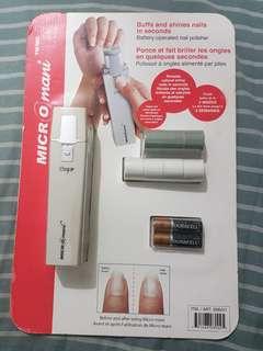 Micro-Mani Electric Nail Polisher