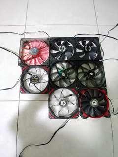 Assorted fan
