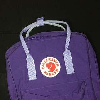 Kanken Classic Purple & Violet