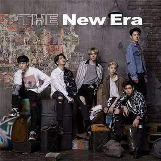 GOT7  THE New Era日本版