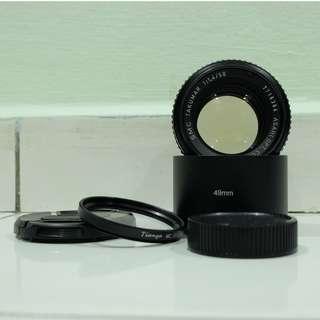WTS > Used SMC Takumar 50mm F1.4 (M42 mount) 7 Elements