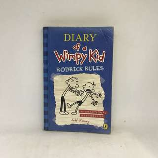 Diary Of A Wimpy Kid | Rodrick Rules