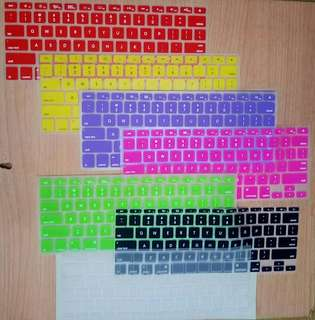 Macbook Silicon Keyboard Covers