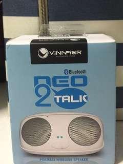 Vinnfier-Portable Wireless Speaker