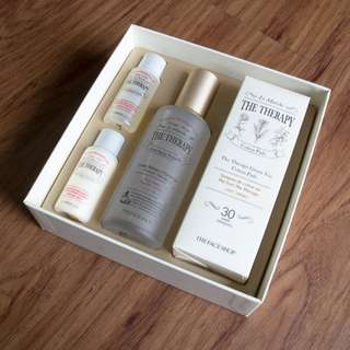 AUTHENTIC THE THERAPY FIRST SERUM (SET)