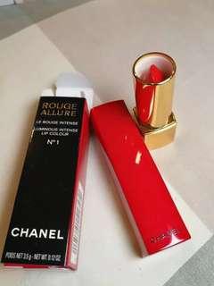 🛍秒殺 預訂 代購🛍Chanel Lipstick 紅色管唇膏 #N1, N2, N3, N4有貨可以訂, 大家盡快入數留數啦,截止日期 6月19日