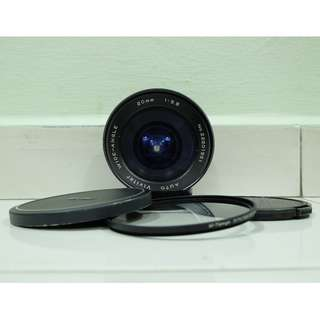WTS > Used Vivitar 20mm F3.8 (MD Mount)