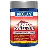 Bioglan Red Krill 1000mg 60 Capsules