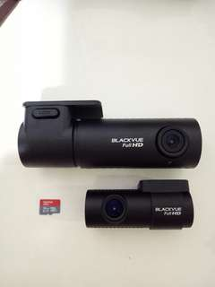 Blackvue DR590 2CH Car Dash Camera
