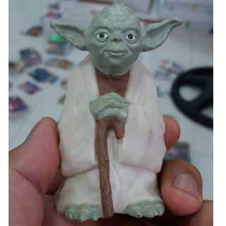 Authentic Yoda Star Wars Figure Toy