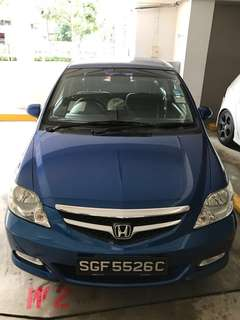 Honda City 1.5 Manual VTEC
