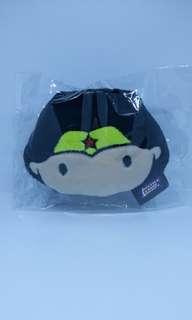 "Brand New 4"" Justice League Anime DC Comics Wonderwoman Wonder Woman Head Plush Stuffed Soft Toy Keychain Keyring Bag Charm"