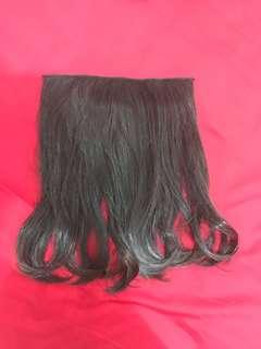 Hairclip wave 30cm