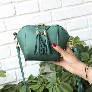 Tassle Sling Bag