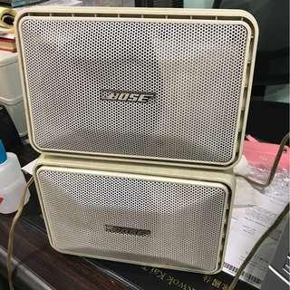 靚聲喇叭 Bose speaker