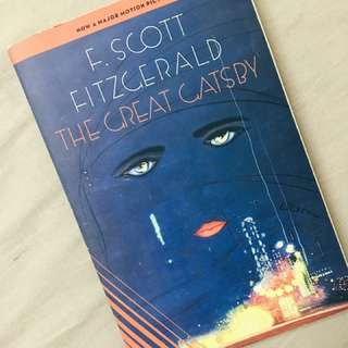 The Great Gatsby - F.Scott Fitzgerald