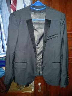 Onesimus Coat (Gray)