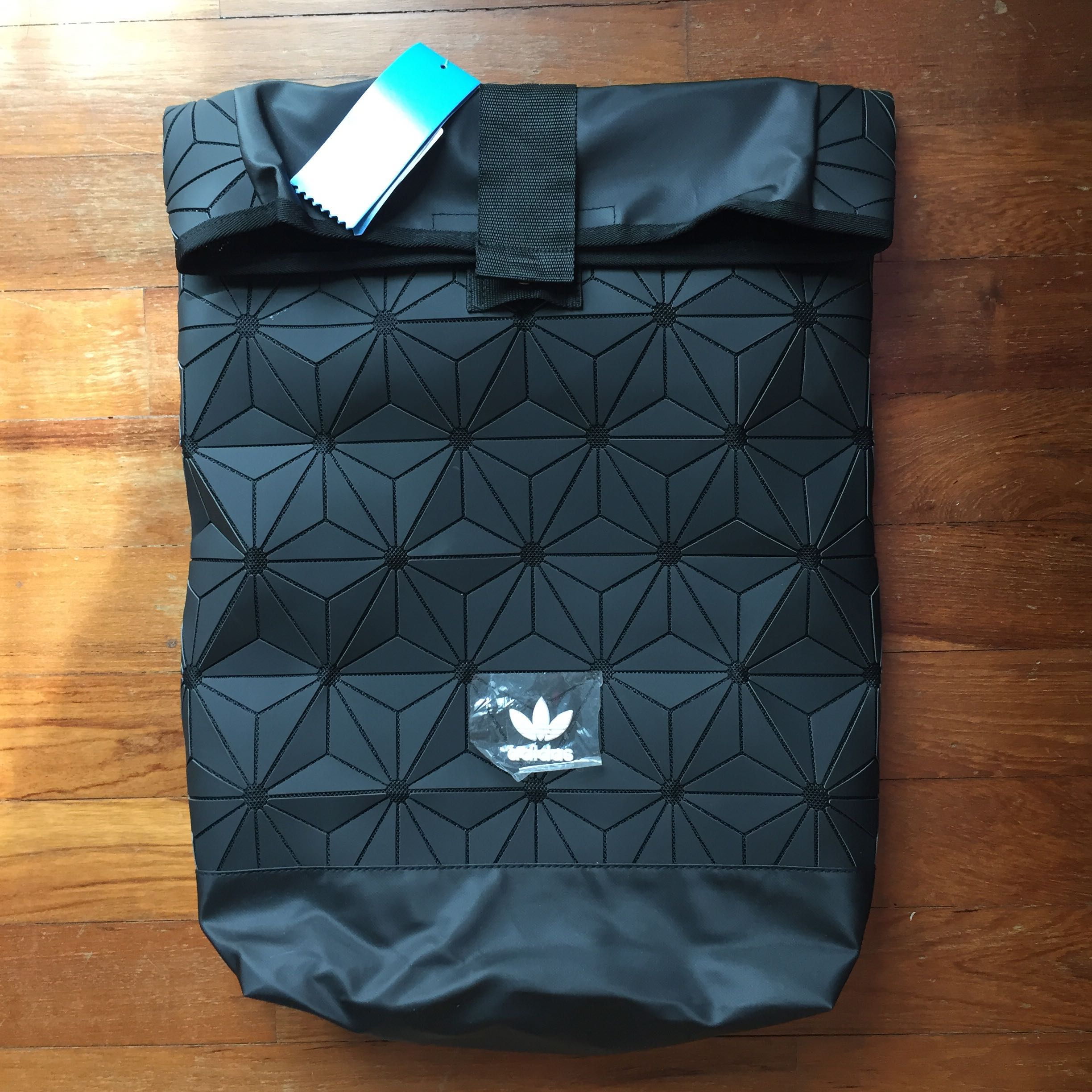8f9ed6c47d Adidas 3D Roll Top Backpack