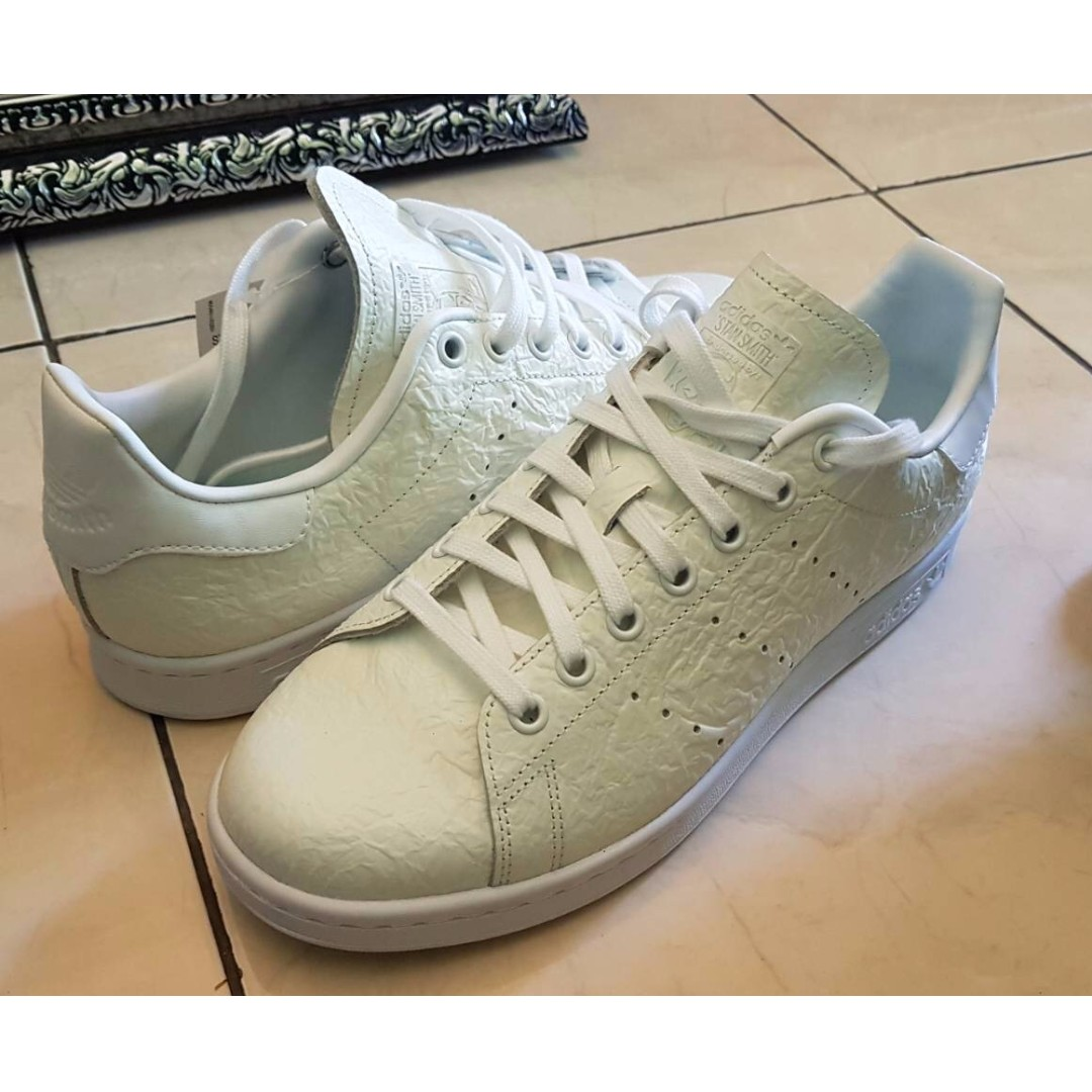 Sabroso Sarabo árabe Retorcido  Adidas Originals Stan Smith S76666 Size: 42, Women's Fashion ...