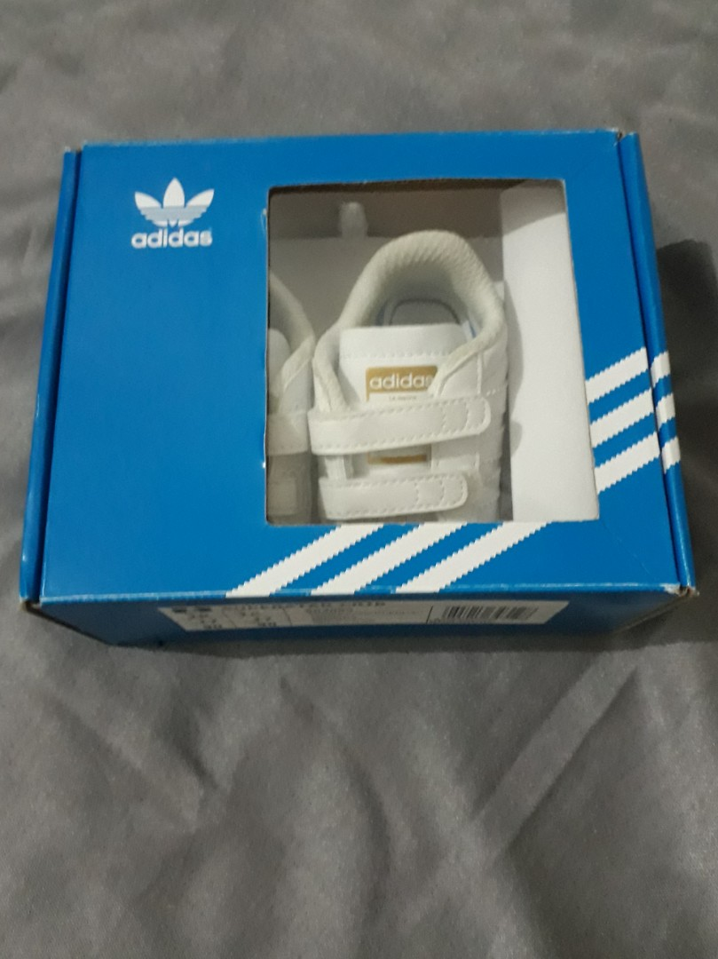 Adidas Superstar 3-6months