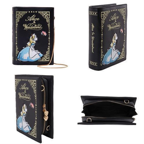 Alice In Wonderland Book Bag Women S Fashion Bags