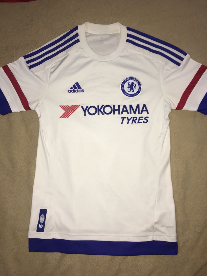 4c981643c Authentic Adidas Chelsea 15-16 Away Jersey on Carousell