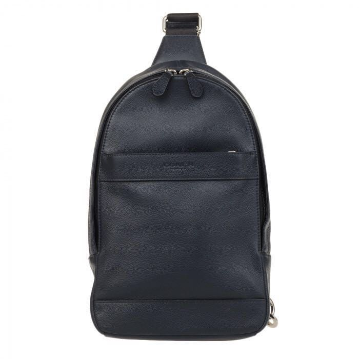 ba59c28603ad Authentic Coach Charles Pack (Midnight)