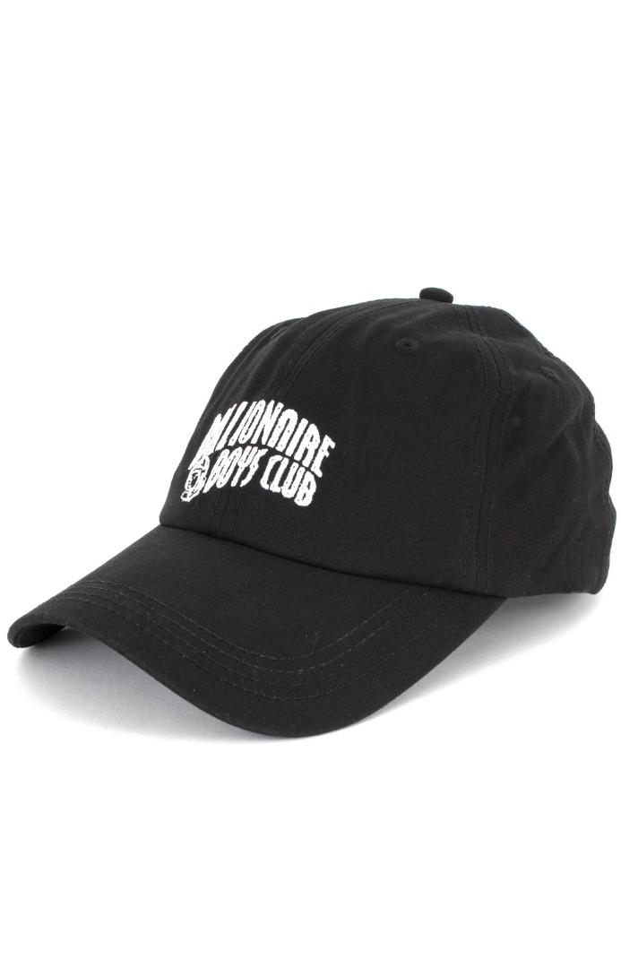 Billionaire Boys Club BB Arch Classic Dad Hat - Black 30c1dd795933