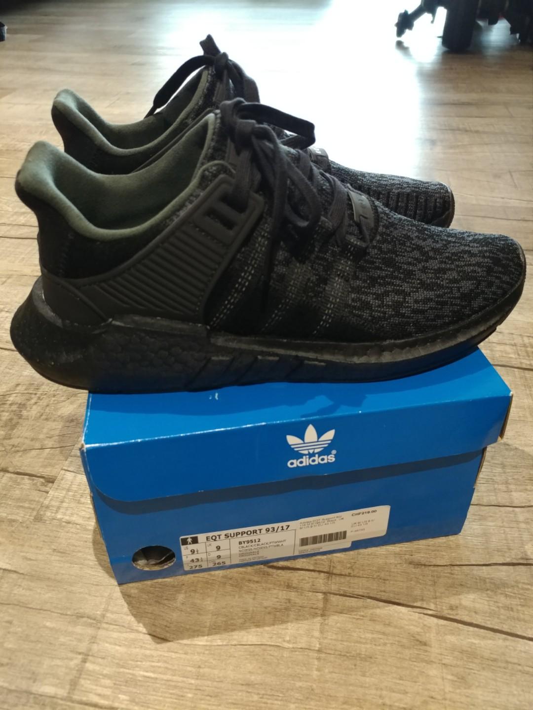 d05e54ca5 BN Adidas EQT Support 93 17 Authentic
